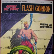 Cómics: FLASH GORDON 09 BURU LAN. Lote 33952457