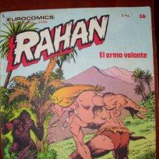 Comics - RAHAN 16 - 33982603