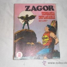 Cómics: ZAGOR Nº 8 1971. Lote 34053697