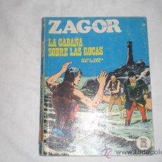 Cómics: ZAGOR Nº 25. Lote 34053800