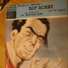 Cómics: LA VUELTA DE MANGLER NOVELAS GRAFICAS Nº 14 SERIE AZUL. Lote 34090632