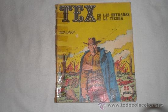TEX Nº 10 (Tebeos y Comics - Buru-Lan - Tex)