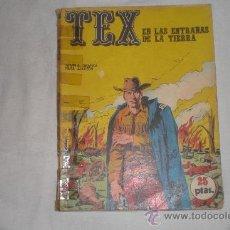 Cómics: TEX Nº 10. Lote 34125441