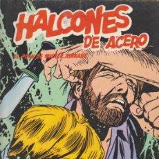 Cómics: HALCONES DE ACERO Nº 3. EL PLAN DE MISTER KINKADE. BURU LAN 1974.(TOMO 80 PÁGINAS). Lote 34281906