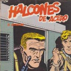 Cómics: HALCONES DE ACERO Nº 1. EL SECUESTRO. BURU LAN 1974.(TOMO 80 PÁGINAS). Lote 34282037