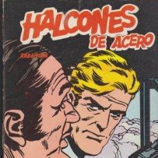 Cómics: HALCONES DE ACERO Nº 4. KADAITCHA. BURU LAN 1974.(TOMO 80 PÁGINAS). Lote 34282150