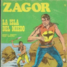 Cómics: ZAGOR Nº 15. ( 25 PTAS - 96 PÁGINAS) BURU LAN 1971.. Lote 34313381