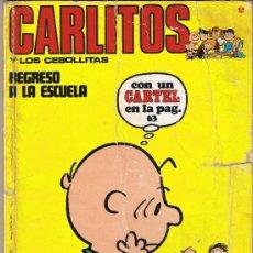 CARLITOS Y LOS CEBOLLITAS - Nº 9