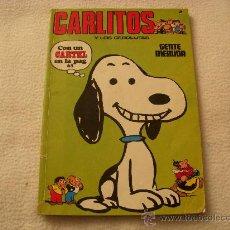 Comics: CARLITOS Y LOS CEBOLLITAS Nº 2, EDITORIAL BURULAN. Lote 34660706