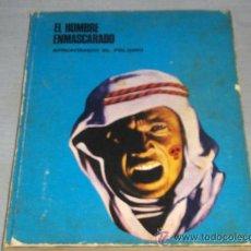 Cómics: HOMBRE ENMASCARADO TOMO Nº 5. BURU LAN 1972. DIFÍCIL!!!!!!!!!!!. Lote 34719235