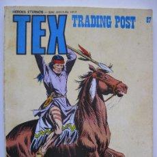 Cómics: TEX - Nº 87 -