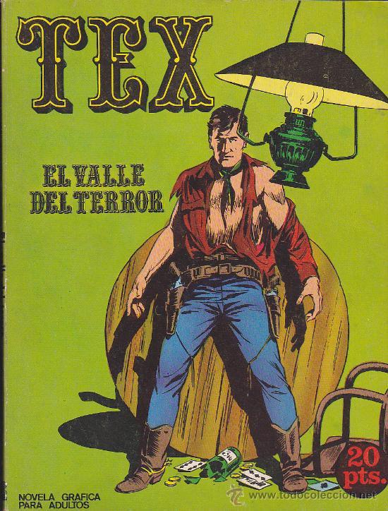 TEX Nº 1 (Tebeos y Comics - Buru-Lan - Tex)