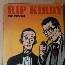 Cómics: RIP KIRBY - MISS PRISCILLA - ED. BURULAN. Lote 35138986