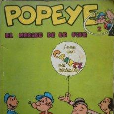 Cómics: POPEYA Nº 2 EDICIONES BURU LAN S.A. Lote 35275527