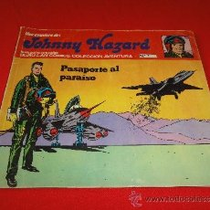 Cómics: JOHNNY HAZARD Nº 1. PASAPORTE AL PARAISO. Lote 35364534