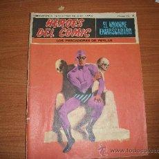 Cómics: EL HOMBRE ENMASCARADO BURU LAN BURULAN Nº 7 1972 . Lote 35527832