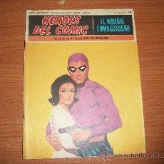 Cómics: EL HOMBRE ENMASCARADO BURU LAN BURULAN Nº 16 1972 . Lote 35527845