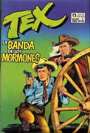 TEX BURULAN ENTRE EL Nº 4 Y EL75 AÑO 1971 CAJA 102 CONSULTAR SUELTOS (Tebeos y Comics - Buru-Lan - Tex)