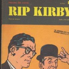 Cómics: RIP KIRBY. LOTE DE 5 EJEMPLARES DEL 1 AL 5.. Lote 35582049