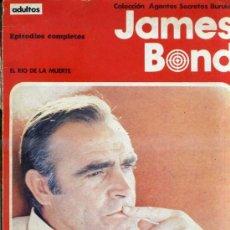 Cómics: JAMES BOND : EL RÍO DE LA MUERTE / LA ESTRELLA DE FUEGO (BURU LAN). Lote 35822688