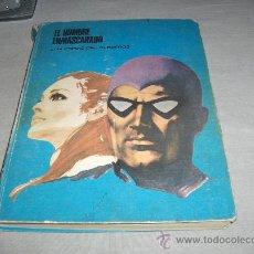 Cómics: EL HOMBRE ENMASCARADO Nº 2. BURU LAN 1971. LOS ESPÍAS DEL ALBATROS. DIFÍCIL!!!!!!. Lote 35823180