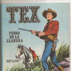 Cómics: TEX Nº 17 BURU LAN – FUEGO EN LA LLANURA. Lote 35998980