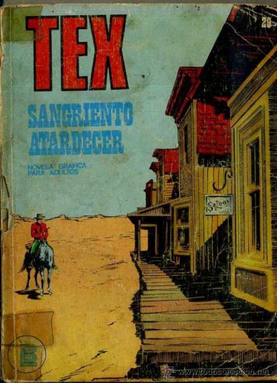 TEX Nº 30 (Tebeos y Comics - Buru-Lan - Tex)