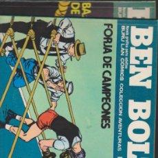 Cómics: BEN BOLT. BURU LAN 1973. LOTE DE 3 EJEMPLARES: 1,2 Y 3.. Lote 36070117