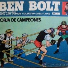 Cómics: BEN BOLT Nº1. Lote 36077348