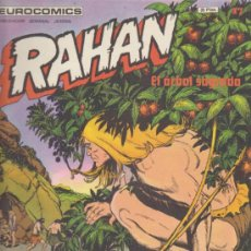 Comics: RAHAN Nº 17.. Lote 36314488