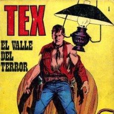 Cómics: TEX Nº1 (BURULÁN, 1971). Lote 36375228