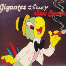 Cómics: GIGANTES DISNEY - JOSÉ CARIOCA - 1974 - BURULAN - STOCK DE LIBRERIA - . Lote 36474028