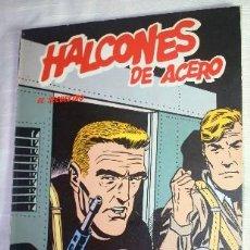 Cómics: HALCONES DE ACERO ( DOS HISTORIAS COMPLETAS: EL SECUESTRO & ORO TRANSPARENTE.). Lote 36575976