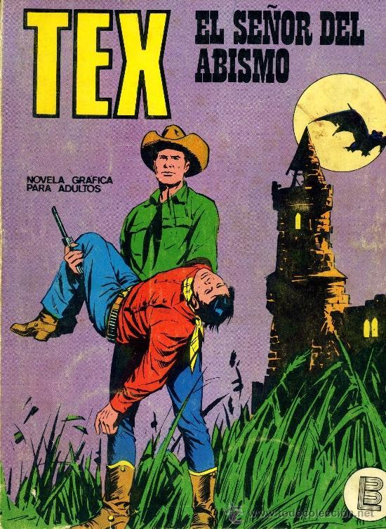 TEX Nº58 (EDITORIAL BURULÁN, 1971) (Tebeos y Comics - Buru-Lan - Tex)