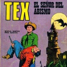 Cómics: TEX Nº58 (EDITORIAL BURULÁN, 1971). Lote 36662249