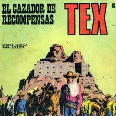 Cómics: TEX Nº61 (EDITORIAL BURULÁN, 1971). Lote 36662391