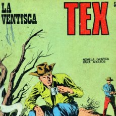 Cómics: TEX Nº52 (BURULÁN, 1971). Lote 36662530