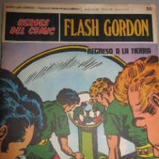 Cómics: FLASH GORDON BURULAN Nº 50. Lote 36712534