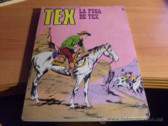 TEX Nº 82 (ED. BURU LAN) (COIB132) (Tebeos y Comics - Buru-Lan - Tex)