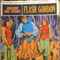Cómics: HEROES DEL COMIC - FLASH GORDON Nº 5 - EL MONSTRUO DE LOS HIELOS - BURU LAN COMICS 1972. Lote 36771698
