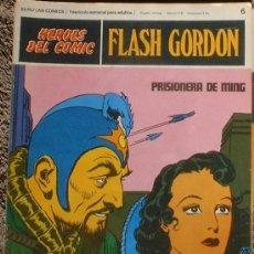 Cómics: HEROES DEL COMIC - FLASH GORDON Nº 6 - PRISIONERA DE MING - BURU LAN COMICS 1972. Lote 36774197
