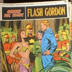 Cómics: HEROES DEL COMIC - FLASH GORDON Nº 14 - LA REINA DESIRA - BURU LAN COMICS 1972. Lote 36774416