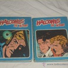Cómics: HALCONES DE ACERO, 2 TOMOS, COMPLETA.. Lote 36802320