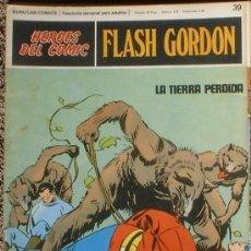 Cómics: HEROES DEL COMIC - FLASH GORDON Nº 39 - LA TIERRA PERDIDA - BURU LAN COMICS 1972. Lote 36777158