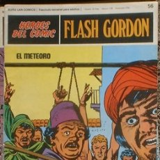 Cómics: HEROES DEL COMIC - FLASH GORDON Nº 56 - EL METEORO - BURU LAN COMICS 1972. Lote 36777241