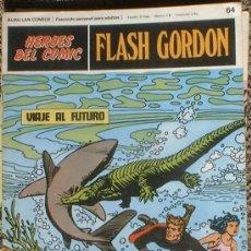 Cómics: HEROES DEL COMIC - FLASH GORDON Nº 64 - VIAJE AL FUTURO - BURU LAN COMICS 1972. Lote 36777280