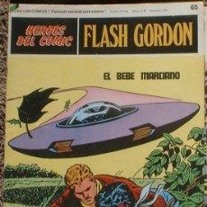Cómics: HEROES DEL COMIC - FLASH GORDON Nº 65 - EL BEBÉ MARCIANO - BURU LAN COMICS 1972. Lote 36777284
