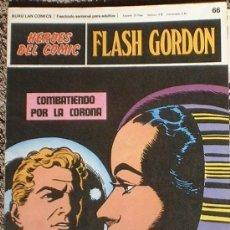 Cómics: HEROES DEL COMIC - FLASH GORDON Nº 66- COMBATIENDO POR LA CORONA - BURU LAN COMICS 1972. Lote 36777288