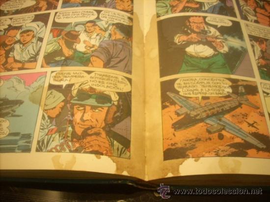 Cómics: Halcones de acero, 2 tomos, completa. - Foto 5 - 36802320
