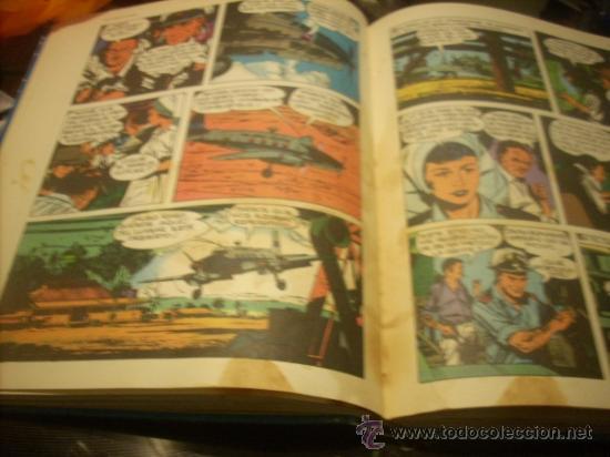 Cómics: Halcones de acero, 2 tomos, completa. - Foto 4 - 36802320